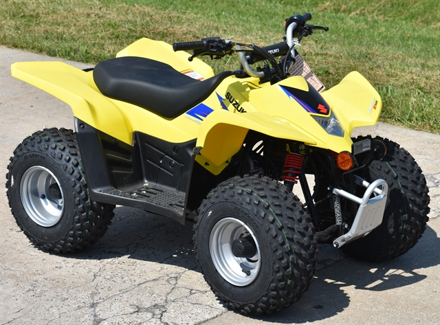 2020 Suzuki QuadSport Z50 at Lincoln Power Sports, Moscow Mills, MO 63362