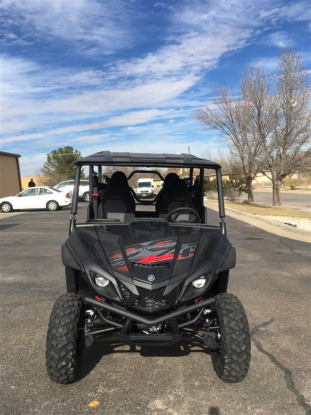 2019 Yamaha Wolverine X4 SE at Champion Motorsports, Roswell, NM 88201