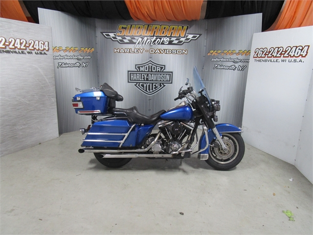 1989 Harley-Davidson FLHS at Suburban Motors Harley-Davidson