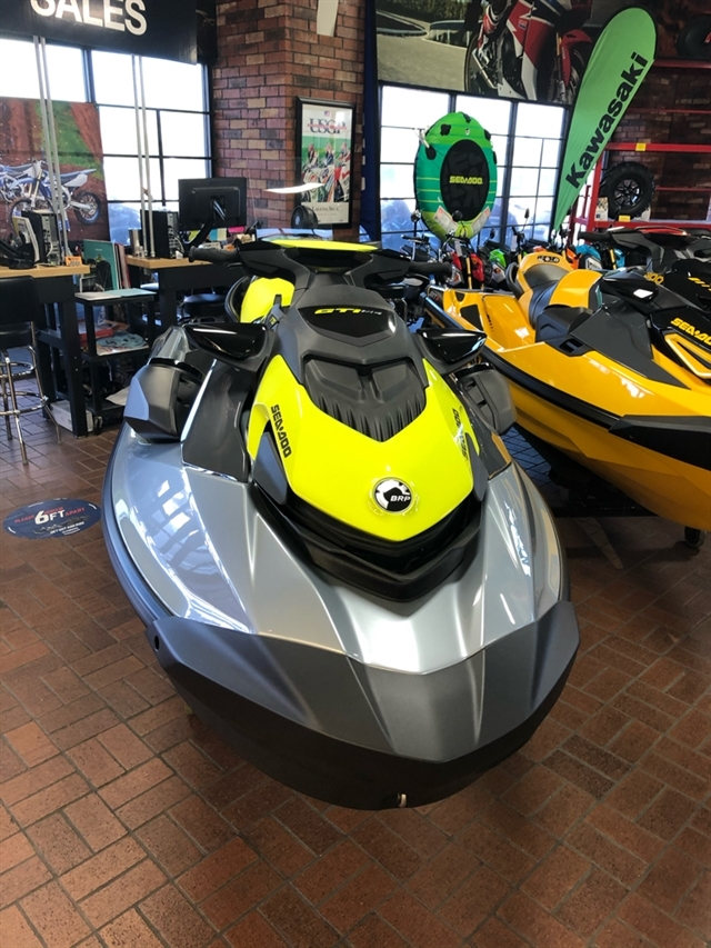 2021 Sea-Doo GTI SE 170 iBR + SOUND SYSTEM at Wild West Motoplex
