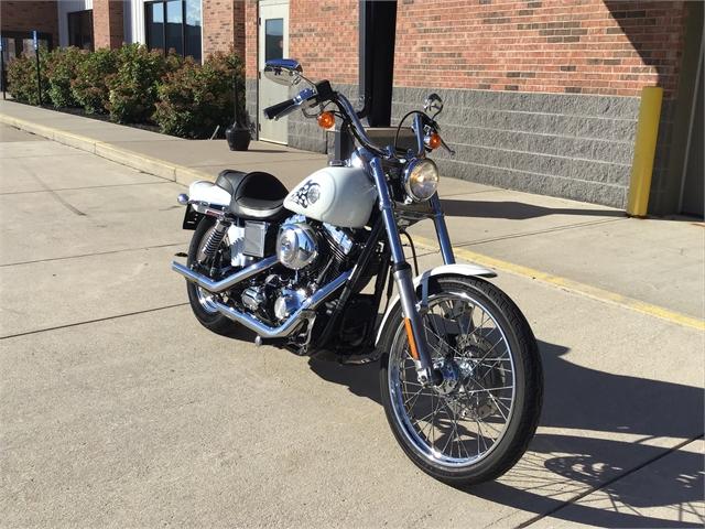 2004 Harley-Davidson Dyna Glide Wide Glide at Lima Harley-Davidson