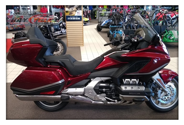2021 Honda Gold Wing Tour Automatic DCT Tour Automatic DCT at Bay Cycle Sales