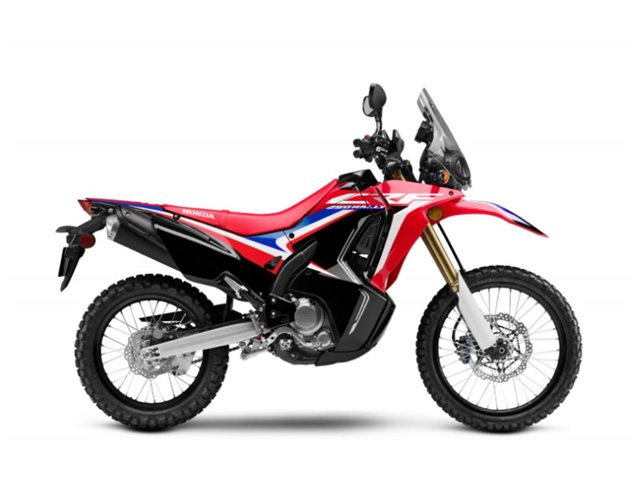 2020 Honda CRF 250L Rally at Extreme Powersports Inc