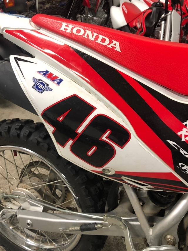 2018 HONDA CRF125FB BIG WHEEL 125F (Big Wheel) at Genthe Honda Powersports, Southgate, MI 48195