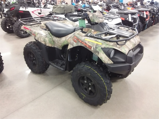 2021 Kawasaki Brute Force 750 4x4i EPS Camo at Brenny's Motorcycle Clinic, Bettendorf, IA 52722