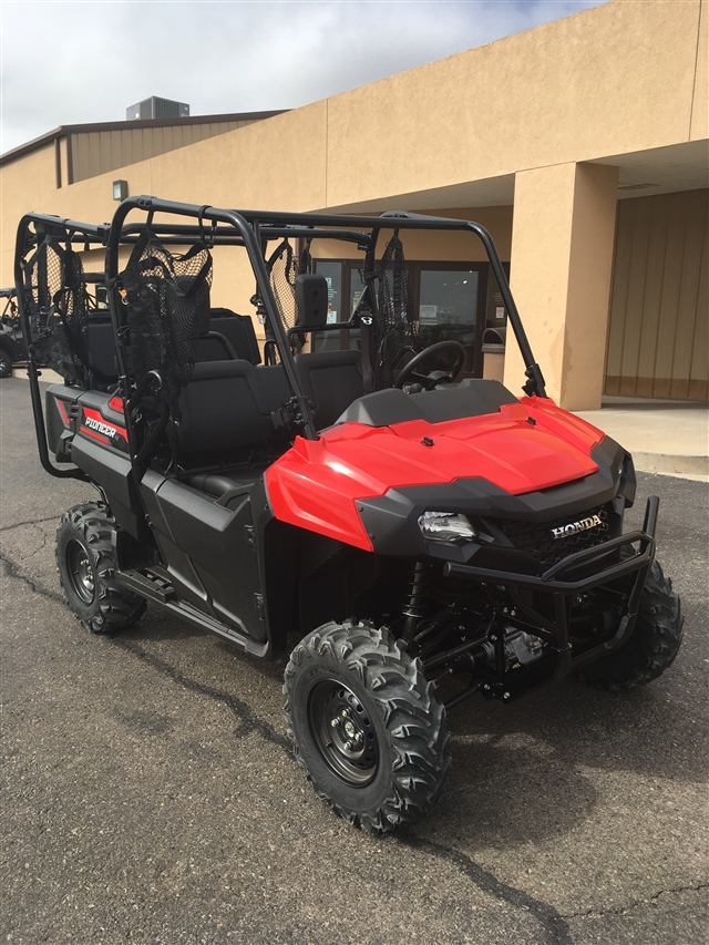 2018 Honda Pioneer 700-4 Base at Champion Motorsports, Roswell, NM 88201