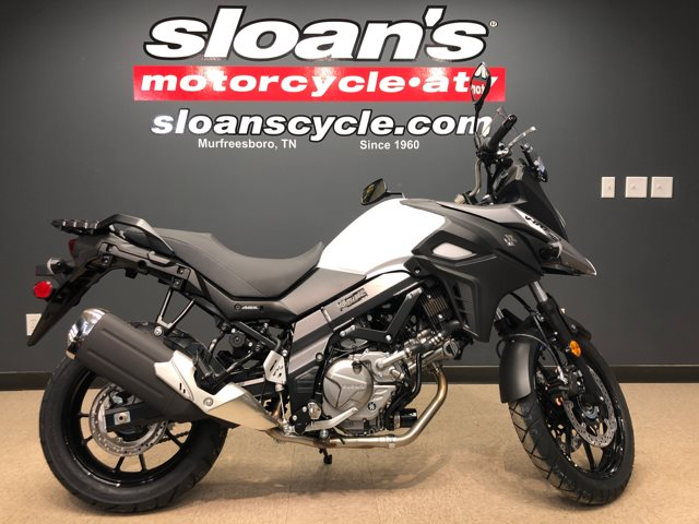 2019 Suzuki V-Strom 650 at Sloans Motorcycle ATV, Murfreesboro, TN, 37129
