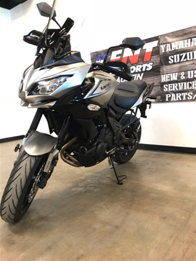 2017 Kawasaki Versys 650 ABS at Kent Powersports of Austin, Kyle, TX 78640