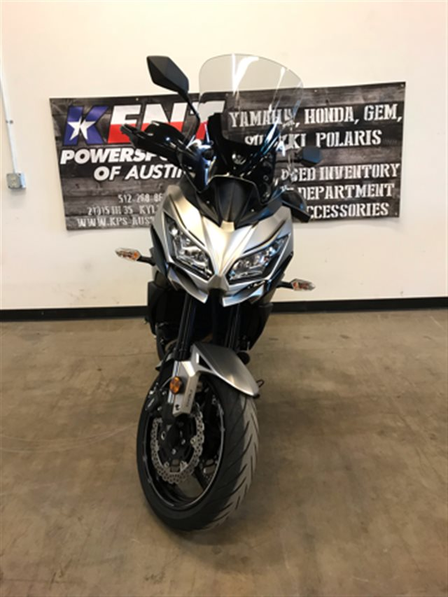 2017 Kawasaki Versys 650 ABS at Kent Powersports of Austin, Kyle, TX 78640