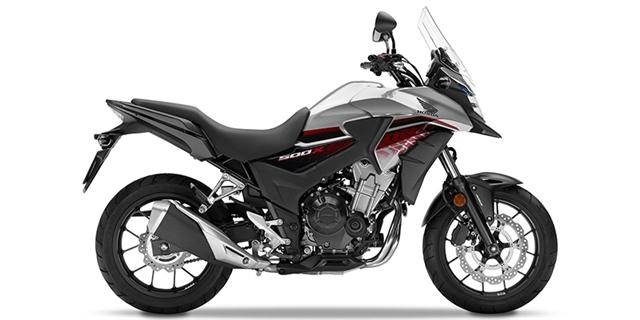 2018 Honda CB500X ABS at Nishna Valley Cycle, Atlantic, IA 50022