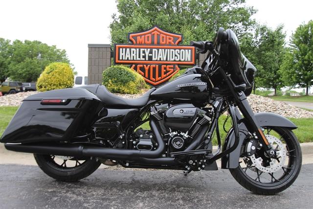 2020 Harley-Davidson Touring Street Glide Special at Outlaw Harley-Davidson
