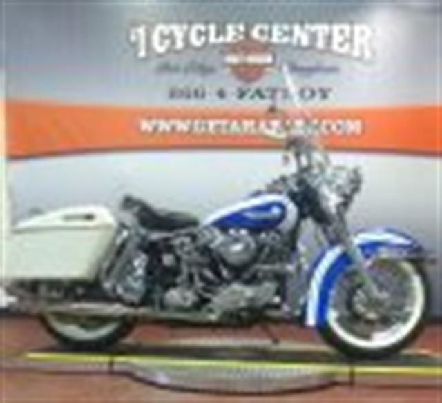 1962 HARLEY FLH at #1 Cycle Center Harley-Davidson