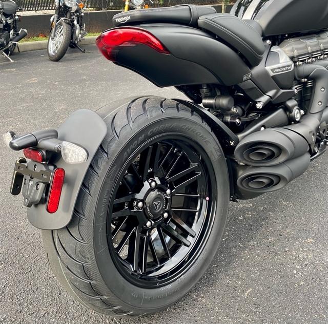 2022 Triumph Rocket 3 R BLACK R Black at Tampa Triumph, Tampa, FL 33614