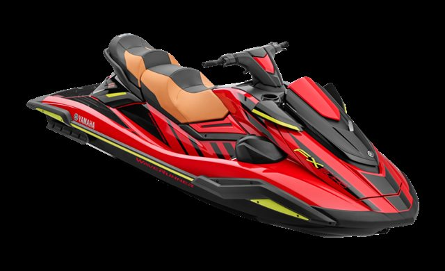 2022 Yamaha WaveRunner FX Cruiser SVHO at Sky Powersports Port Richey