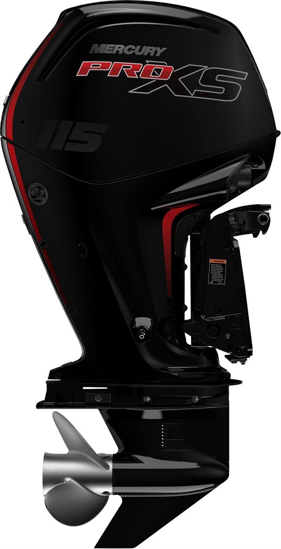 2021 Mercury Outboard 115 ELPT CT Pro XS 115 hp at Pharo Marine, Waunakee, WI 53597