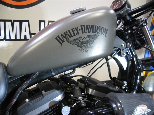 2018 Harley-Davidson Sportster Iron 883 at Mike Bruno's Bayou Country Harley-Davidson