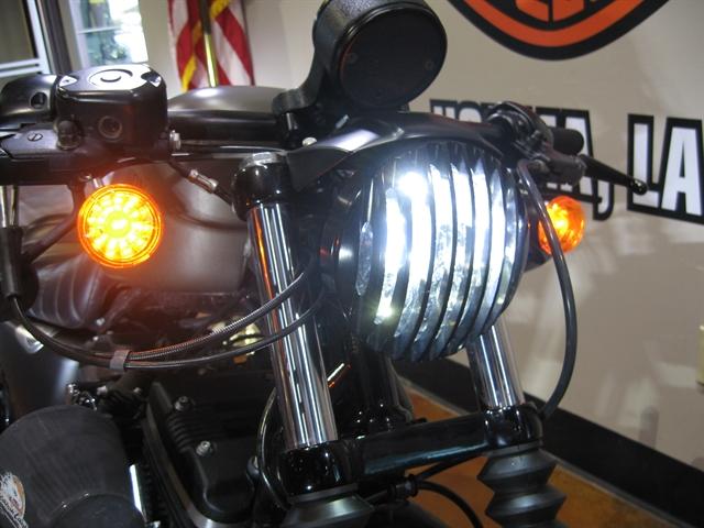 2018 Harley-Davidson Sportster Iron 883 at Mike Bruno's Bayou Country Harley-Davidson