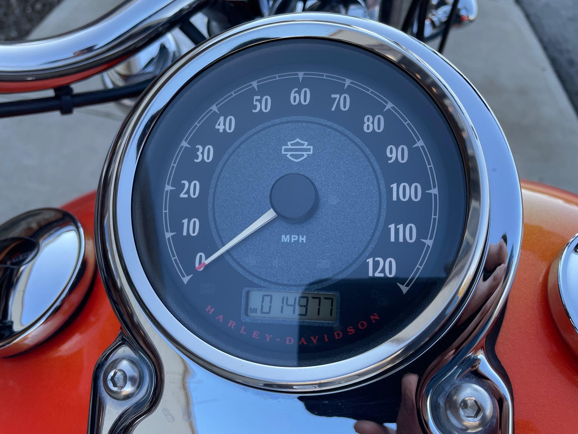 2012 Harley-Davidson Dyna Glide Super Glide Custom at Arkport Cycles