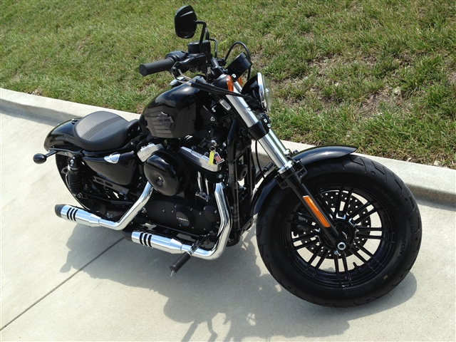 2018 Harley-Davidson Sportster Forty-Eight at Indian Motorcycle of Northern Kentucky