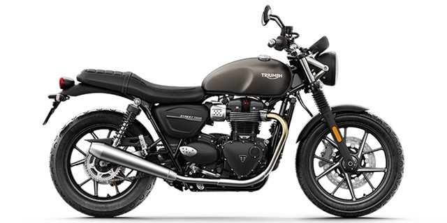 2019 Triumph Street Twin Base at Latus Triumph Motorsports