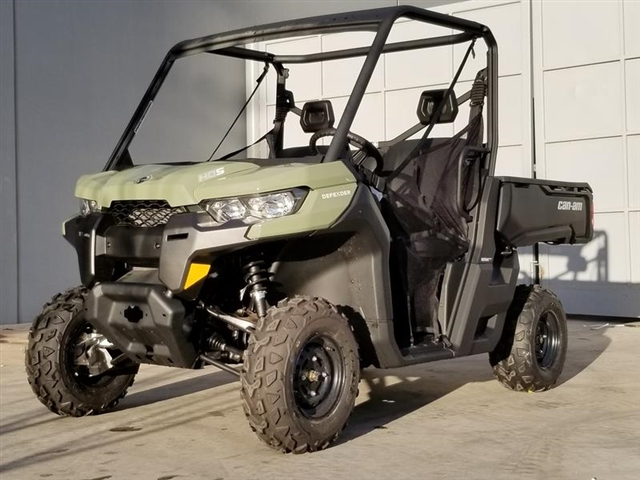 2019 Can-Am Defender HD5 at Jacksonville Powersports, Jacksonville, FL 32225