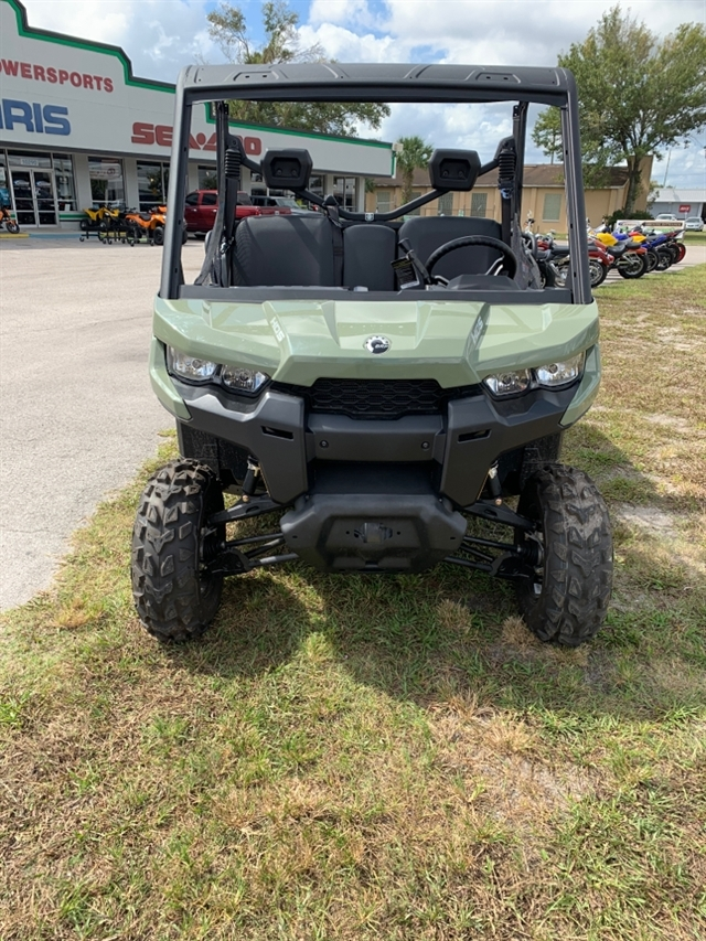2019 Can-Am Defender Hd 5 DPS HD5 at Jacksonville Powersports, Jacksonville, FL 32225