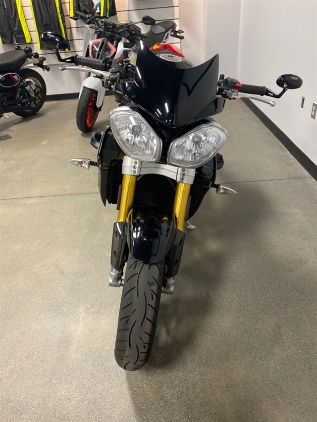 2013 Triumph Speed Triple R ABS at Frontline Eurosports