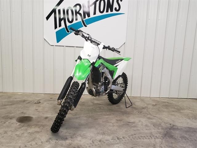 2018 Kawasaki KX 250F at Thornton's Motorcycle - Versailles, IN
