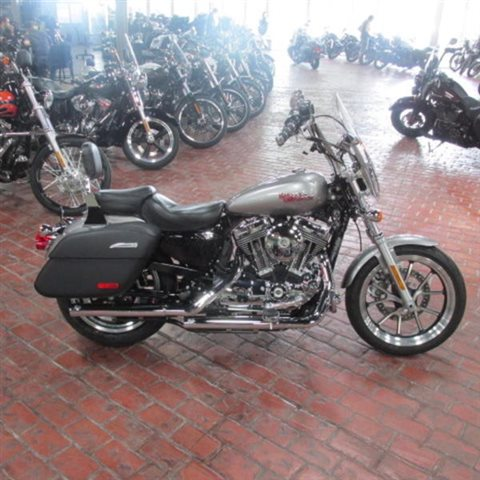 2017 Harley-Davidson Sportster SuperLow 1200T at Bumpus H-D of Memphis