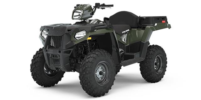 2021 Polaris Sportsman X2 570 EPS at Santa Fe Motor Sports