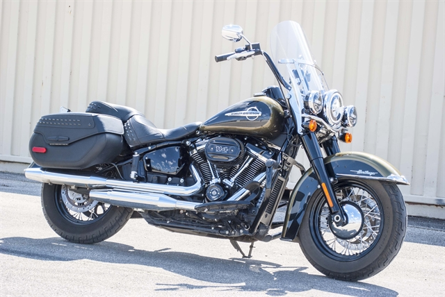 2018 Harley-Davidson Softail Heritage Classic 114 at Javelina Harley-Davidson