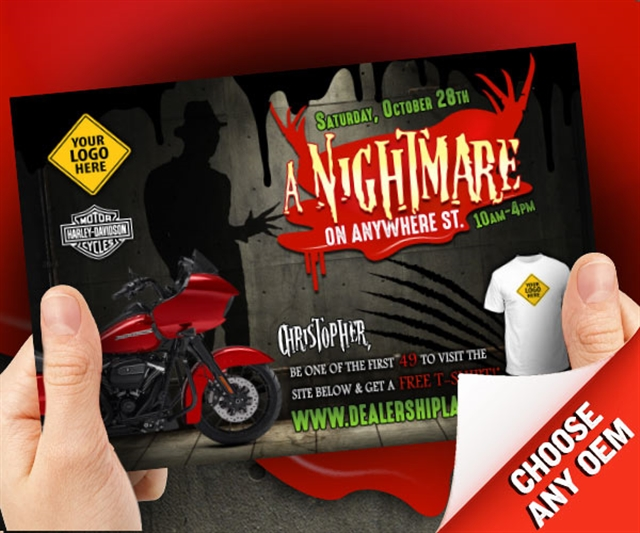 2018 FALL Nightmare Powersports at PSM Marketing - Peachtree City, GA 30269