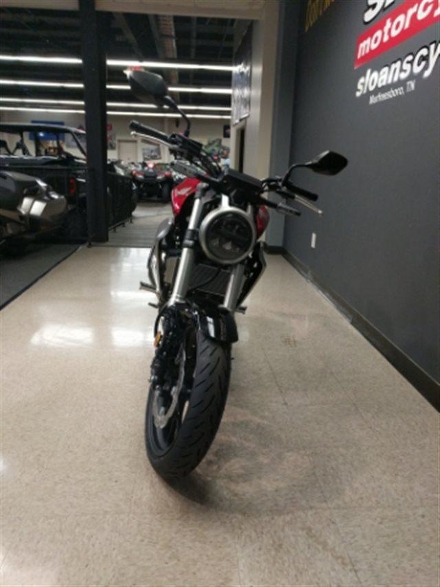 2019 Honda CB300R Base at Sloan's Motorcycle, Murfreesboro, TN, 37129