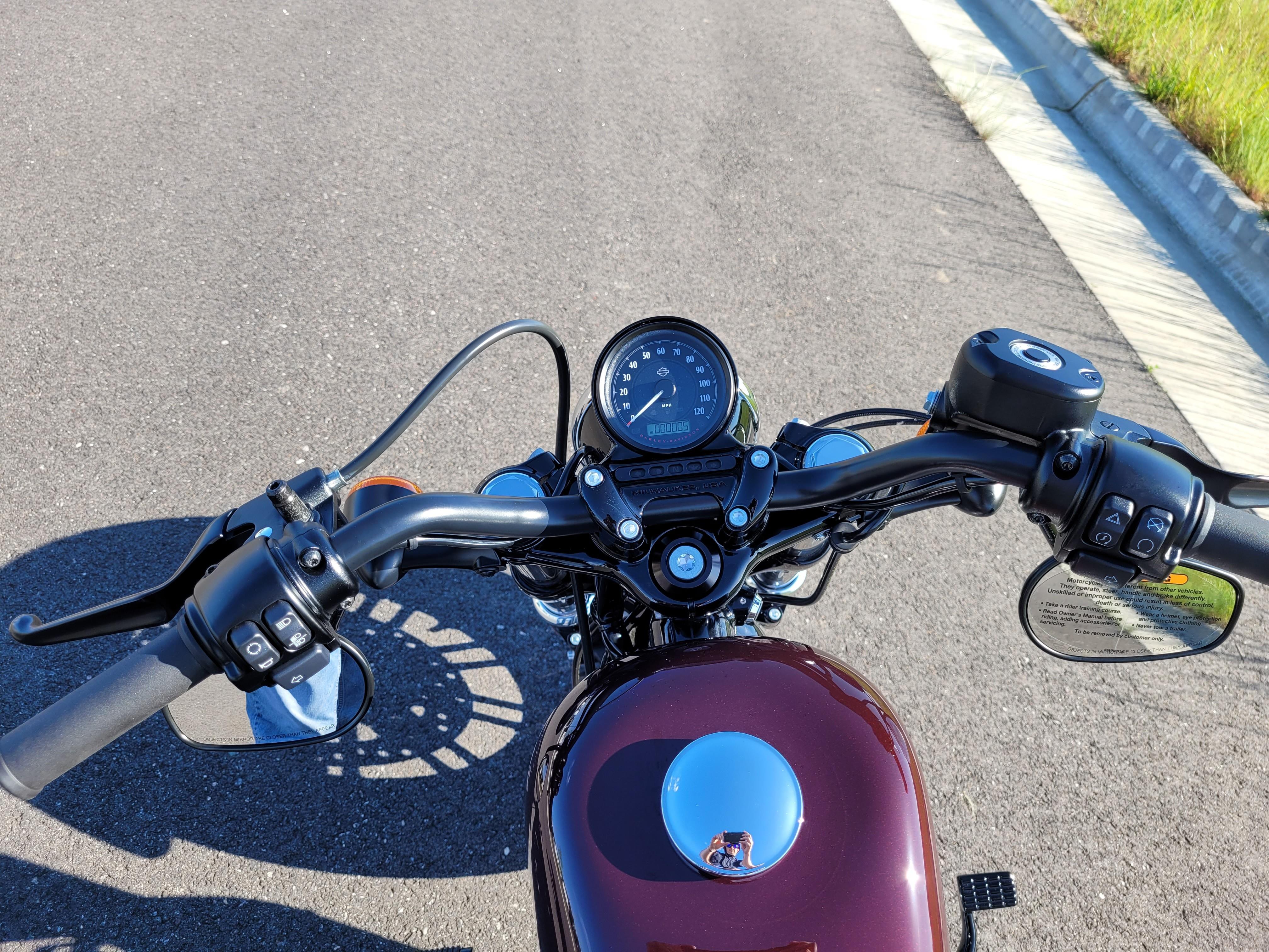 2021 Harley-Davidson Street XL 1200X Forty-Eight at Richmond Harley-Davidson