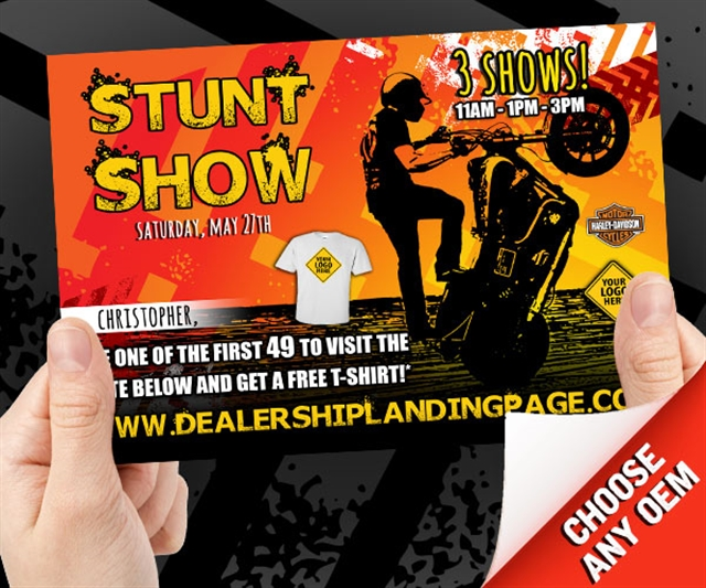 Stunt Show Powersports at PSM Marketing - Peachtree City, GA 30269