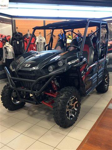 2019 Kawasaki Teryx4 LE at Rod's Ride On Powersports, La Crosse, WI 54601
