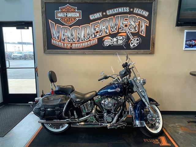 2004 Harley-Davidson Softail Heritage Softail Classic at Vandervest Harley-Davidson, Green Bay, WI 54303