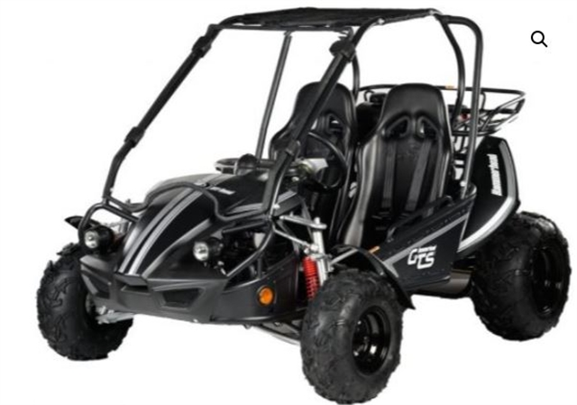 2021 HAMMERHEAD GTS 150 BLACK at Got Gear Motorsports