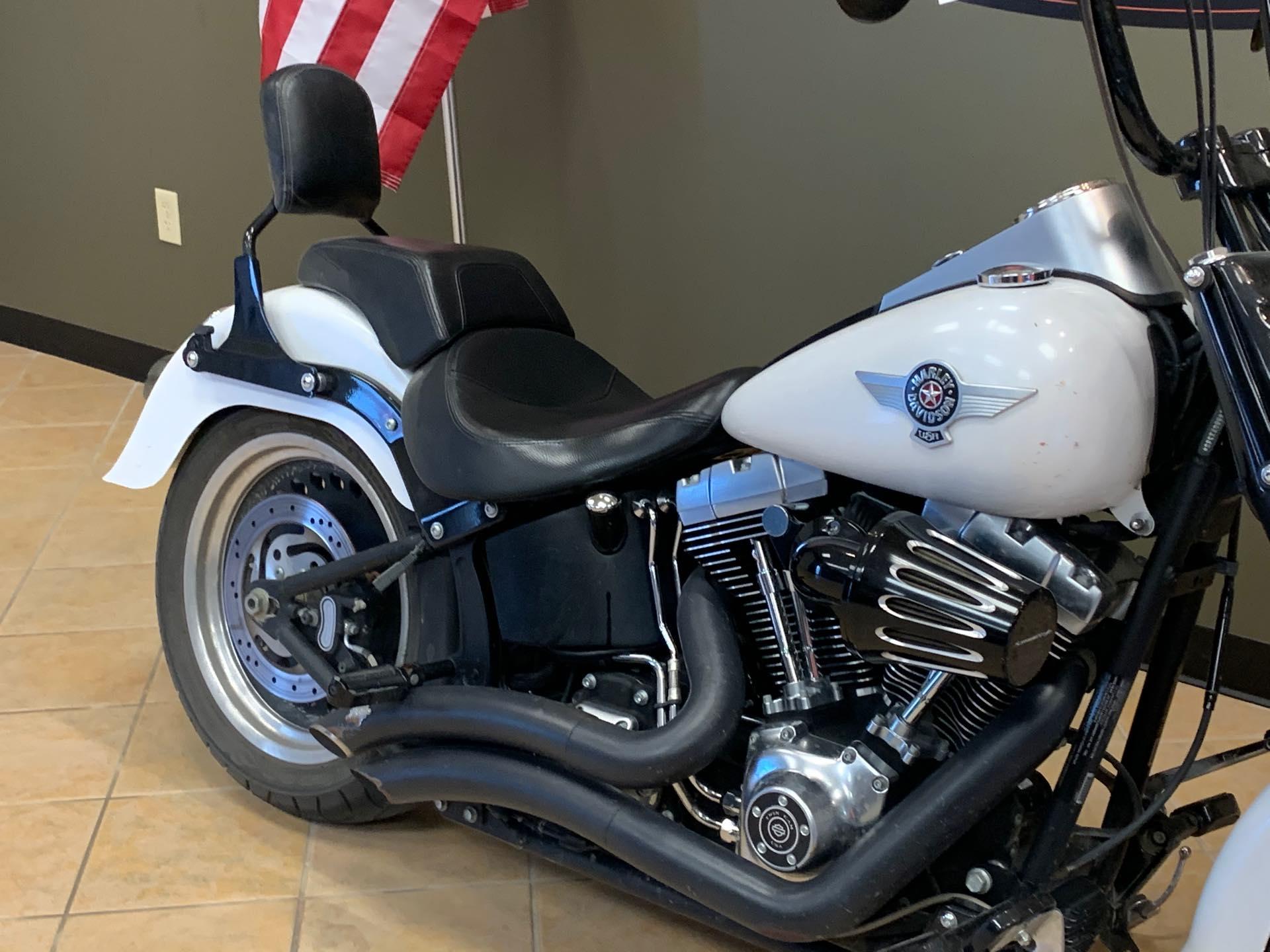 2011 Harley-Davidson Softail Fat Boy Lo at Loess Hills Harley-Davidson