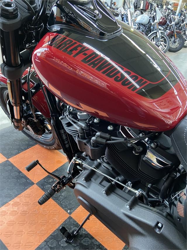 2021 Harley-Davidson Cruiser FXFBS Fat Bob 114 at Hampton Roads Harley-Davidson
