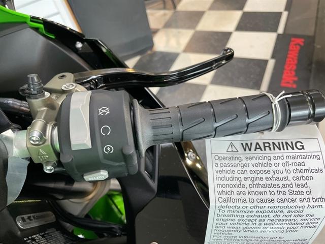 2021 Kawasaki Ninja ZX-10R KRT Edition at Jacksonville Powersports, Jacksonville, FL 32225