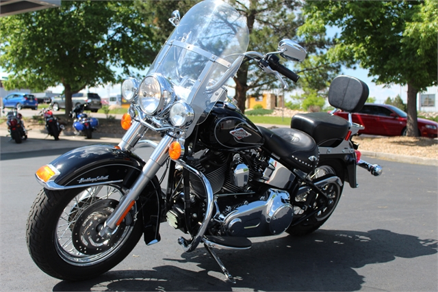 2010 Harley-Davidson Softail Heritage Softail Classic at Aces Motorcycles - Fort Collins
