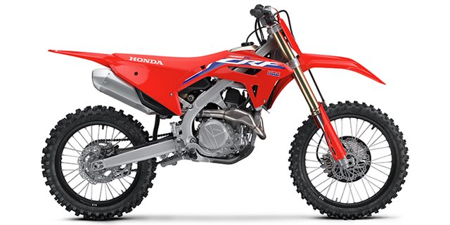 2021 Honda CRF 450R at Southern Illinois Motorsports