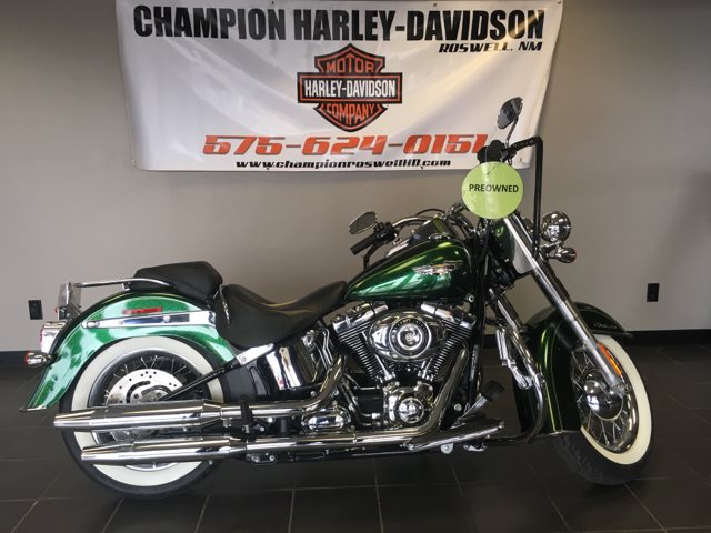 2013 Harley-Davidson Softail Deluxe at Champion Harley-Davidson®, Roswell, NM 88201
