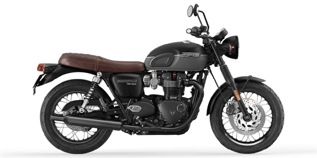 2022 Triumph Bonneville T120 Black at Eurosport Cycle