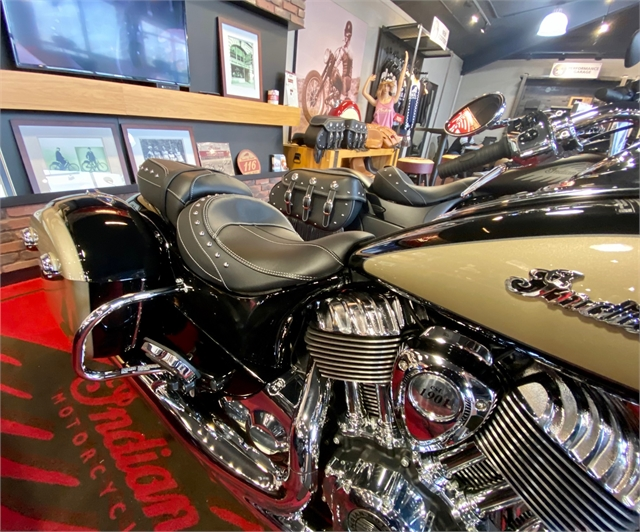2021 Indian Springfield Springfield at Shreveport Cycles