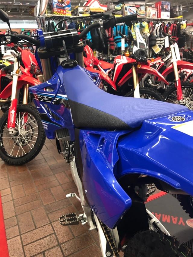 2021 Yamaha YZ 125 at Wild West Motoplex