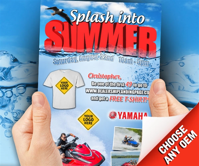 Splash into Summer Powersports at PSM Marketing - Peachtree City, GA 30269