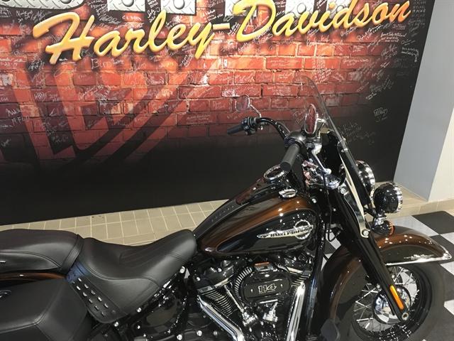 2019 Harley-Davidson Softail Heritage Classic 114 at Worth Harley-Davidson