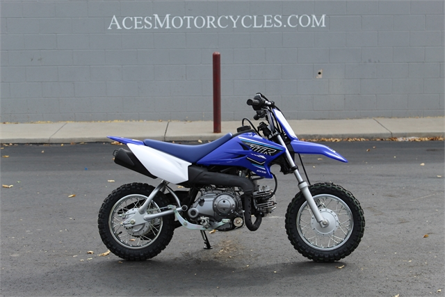 2021 Yamaha TT-R 50E at Aces Motorcycles - Fort Collins